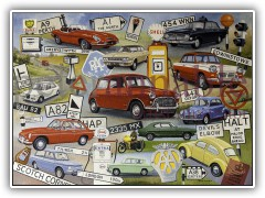 Car Jigsaw for House of Puzzles
